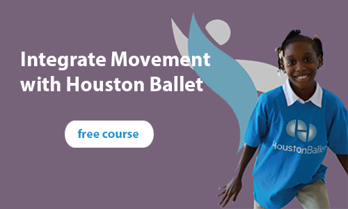 Integrate Movement with Houston Ballet